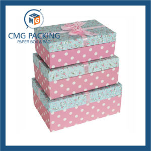 Customized Paper Packing Gift Box pictures & photos