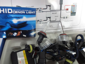 9006 35W 6000k Xenon Lamp Car Accessory with Blue and Black Wire pictures & photos