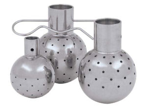 Stainless Steel Sanitary Rotary Spray Ball (304) pictures & photos