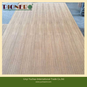 China Plywood Factory with Teak Wood Plywood pictures & photos