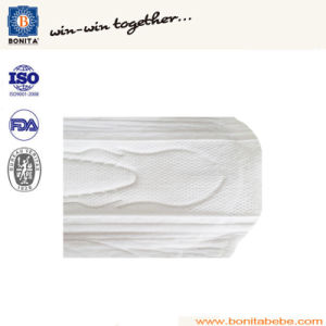 High Quality Best Pice Non-Allergenic Sanitary Pad on Hot Selling pictures & photos