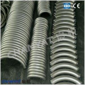 4D Alloy Steel 180 Degree Bend (1.5423, 16Mo5) pictures & photos