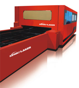 1000W Metal Kitchenware Fiber Laser Cutting Machinery pictures & photos