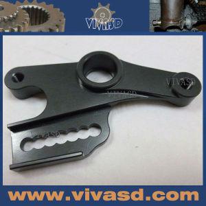 Anodized Black Aluminum CNC Machined Part pictures & photos