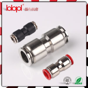 Pneumatic Fittings of Plastic and Brass pictures & photos