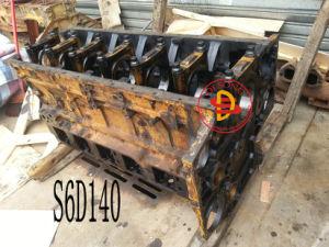 Komatsu Dump Truck HD325-5/S6d140 Cylinder Block pictures & photos