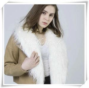 Faux Fur Long Pile Mongolian Fabric pictures & photos