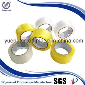 Professional Manufacturer Factory of BOPP Clear Adhesive Tape pictures & photos