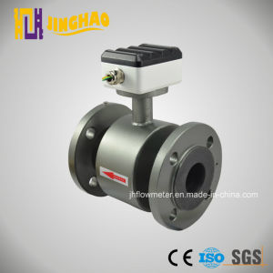 50W Type E+H Magnetic Flow Meter pictures & photos