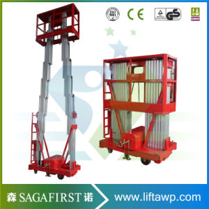 10m Electrical Aluminum Alloy Skylift pictures & photos