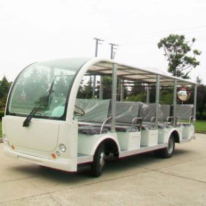 23 Passenger Small Size Electric Transit Bus (DN-23) pictures & photos
