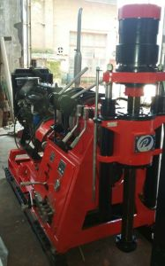 Hgy-300 Portable Hydraulic Water Well Drilling Rig for Sale pictures & photos