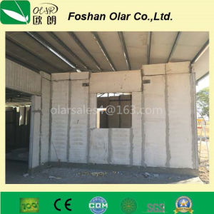 Good Selling EPS Sandwich Internal Partition/ External Wall Board pictures & photos
