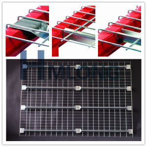 Euro Standard Storage Wire Mesh Decking pictures & photos