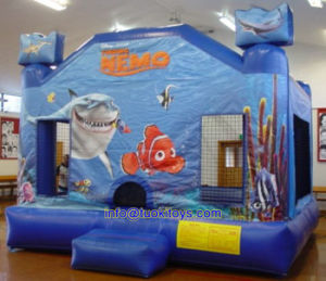 New Design of Inflatable Bounce House for Rental Business (B028) pictures & photos