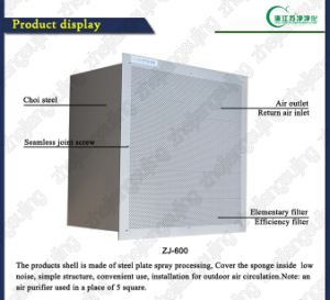 Zj-600 Intelligent High Efficiency Ceiling-Mounted Air Purifier pictures & photos
