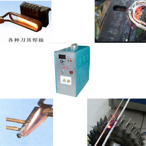 Zhengzhou IGBT Induction Brazing Machine Soldering Knives Blades Wh-VI-16kw pictures & photos
