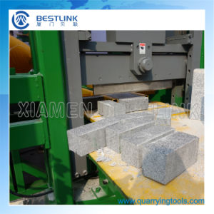 Hydraulic Stone Splitting Machine Cut Stone and Marble pictures & photos