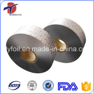 CPP Film Laminated Lidding Foil for Sauces Dips Packing pictures & photos