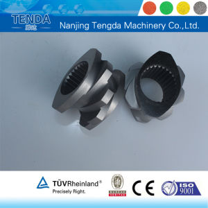 W6mo5cr4V2 Material Element for Twin Screw Plastic Extruder pictures & photos