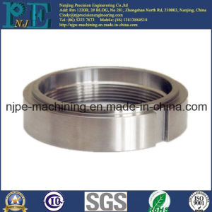 ODM High Precision Stainless Steel Machining Pipe Sleeve pictures & photos