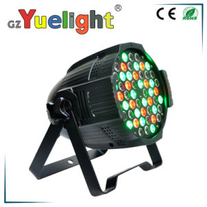 Factory Price Big Dipper Lp001 54 3W LED PAR Light RGBW 162watt Magic Effect DMX 512 Stage Lighting Disco Projector pictures & photos
