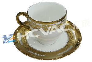Hcvac Ceramic Titanium Nitride Gold Coating Equipment, Gold Plating Machine pictures & photos