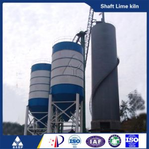 Active Lime Vertical Calcining Kiln pictures & photos