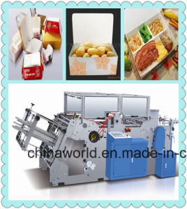 Machine Widely Used for Making Varies Food Boxes pictures & photos