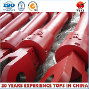 Long Stroke Telescopic Hydraulic Cylinder for Marine pictures & photos