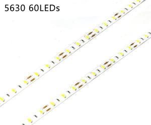 Good Quality CRI90 10mm PCB Flexible SMD5630 LED Strip pictures & photos