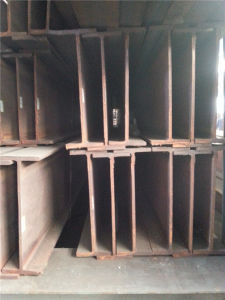 Steel Beams Standard Size, Hot Rolled H Beam, Ss400 Q235B A36 S235jr/150X150mm pictures & photos