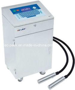 Dual-Head Continuous Ink-Jet Printer for Cookie Box (EC-JET910) pictures & photos