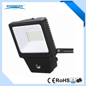 Flexible Aluminium Body 50W LED Outdoor Light pictures & photos