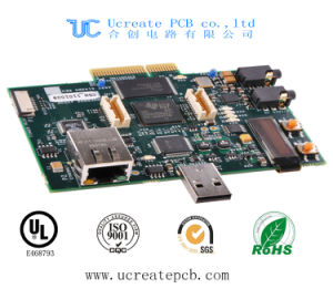 Fr4 94V0 PCB Motherboard with High Quality pictures & photos