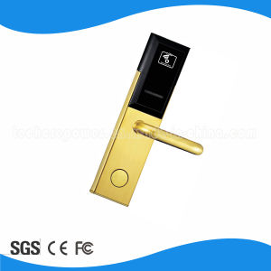 Network Wireless Smart RFID Hotel Lock pictures & photos