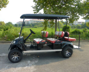 250 Cc Gasoline Powered Golf Hunting Car with 4+2 Seats pictures & photos