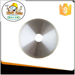 Continous Rim Ceramic Porcelain Tile Cutting Diamond Saw Blade