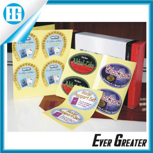 Waterproof Food Label Sticker for Packing pictures & photos