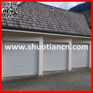 Electric Shed Storage Motorized Rolling Shutter pictures & photos