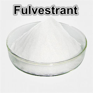 Anti-Estrogen Steroids Fulvestrant Acetate for Cutting Cycle pictures & photos