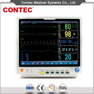 15 Inch ICU Multi-Parameter Patient Monitor China pictures & photos