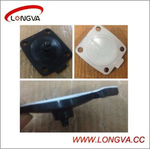 Sanitary Normal Type Clamped Diaphragm Valve pictures & photos