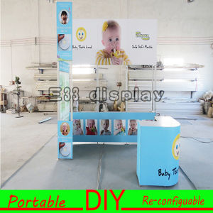 Aluminum Portable Modular Exhibition Booth Stand Display Booth pictures & photos