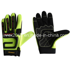 Mechanical Working Safety Protection Shockproof Worker Gloves pictures & photos