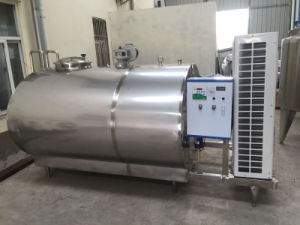 China 500L Milk Cooling Tank Price pictures & photos