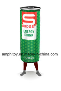 Customized Cans Character Mascot Costume for Wear pictures & photos