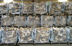 Top Open, Bottom Flat Ventilated Big Bag for Firewood pictures & photos