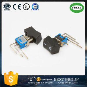 on-on Sub-Miniature Rocker and Lever Handle Switch, Mini Rocker Switch, Small Toggle Switch pictures & photos