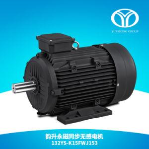 AC Permanent Magnet Synchronous Motor 15kw 1500rpm pictures & photos
